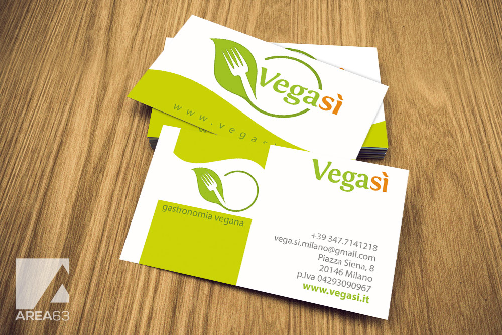 Biglietti Da Visita VegaSi