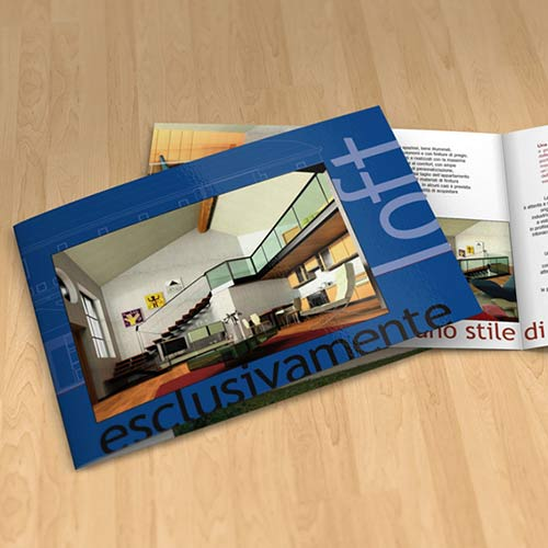 Brochure Commerciale Loft