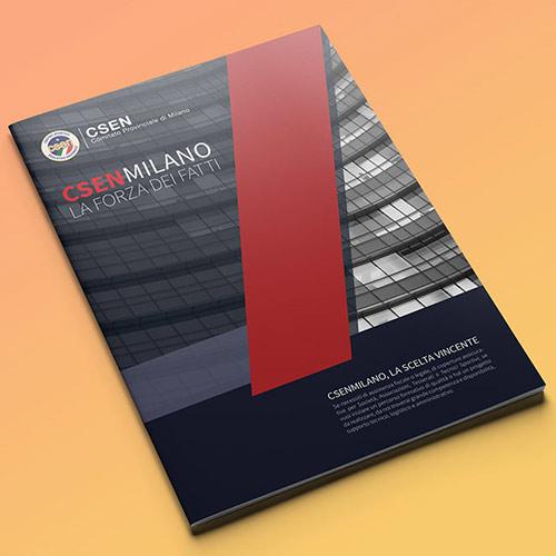 Brochure Multi Pagina – Company Profile